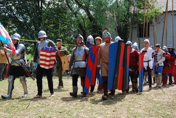 Фестиваль середньовічної культури «Срібний Татош»