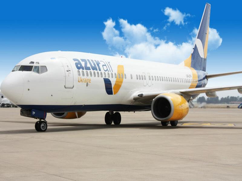 Авиакомпания Azur Air Ukraine полетит на Пхукет