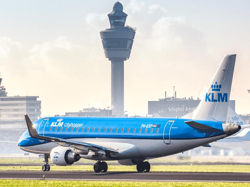 Акция от нидерландской авиакомпании KLM