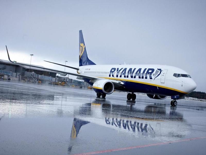 Ryanair снова возвращается в Украину