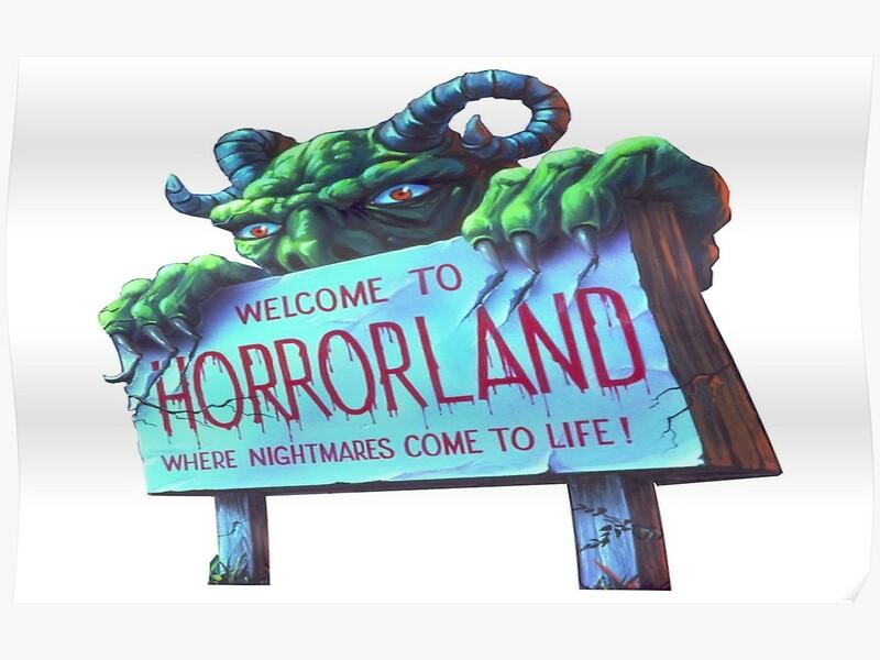 Первый Horrorland в южной Европе