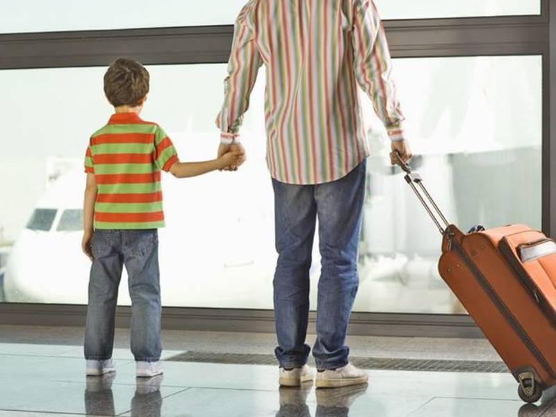 Новые правила для вывоза ребенка за границу