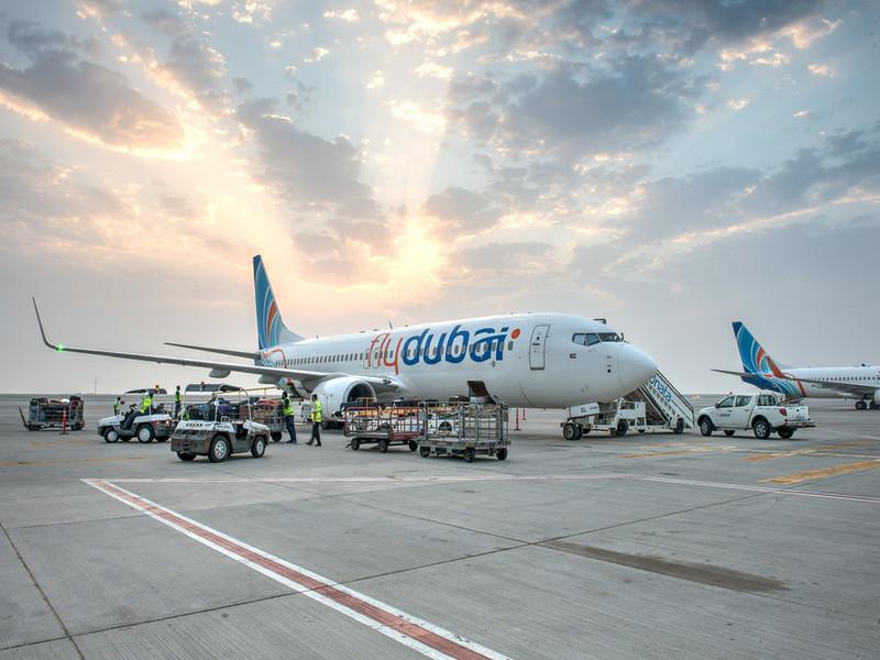 Flydubai меняет аэропорт дислокации