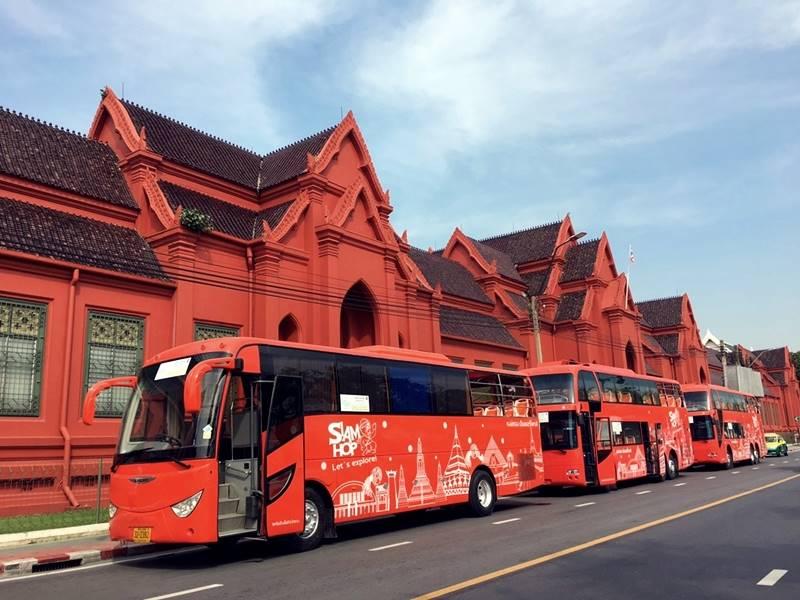 В столице Таиланда появятся экскурсионные автобусы