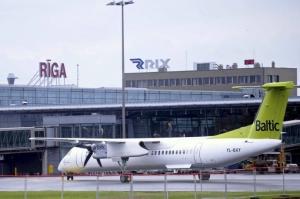 Подарки за пунктуальность в аэропорту Риги