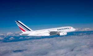 Изменения во времени регистрации на рейсы а/к Air France