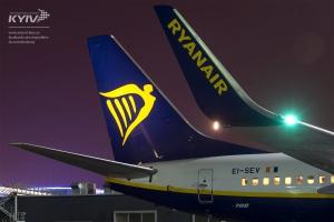 Ryanair в Украине!