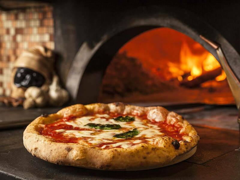Фестиваль Napoli Pizza Village-2017 в Неаполе