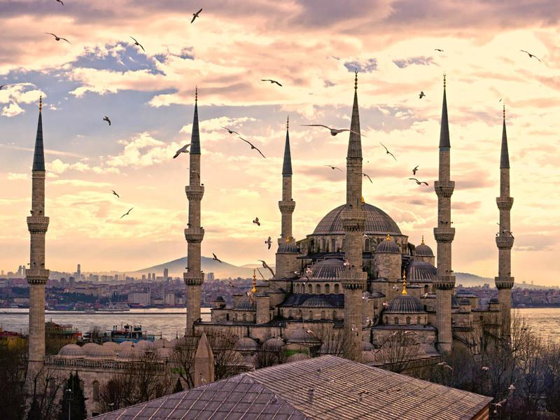 Ночь в Стамбуле за счёт турецких авиалиний