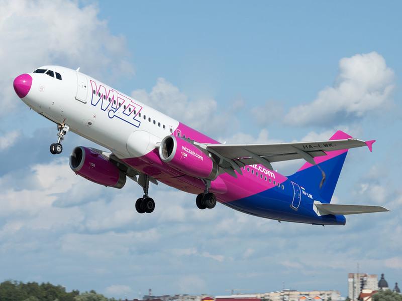 Венгерский лоу-кост объявил о двух новых рейсах