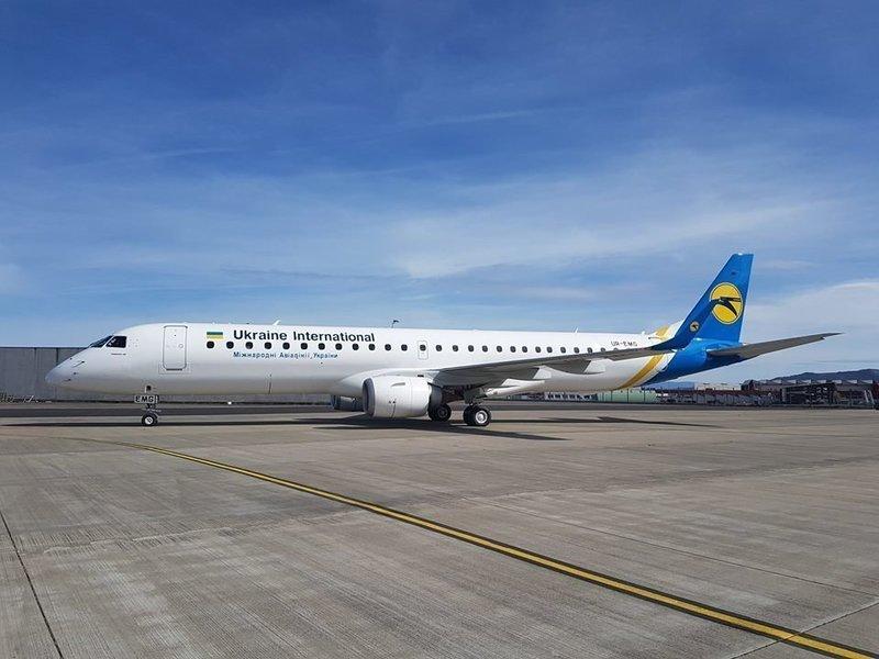 МАУ обьявила об открытии продаж на прямой рейс Киев-Дели