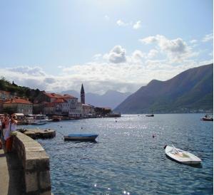 Путешествие по Балканам — Черногория (Будва)