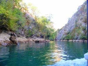 Путешествие по Балканам — Македония, каньон Матка
