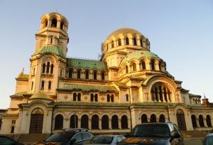 Путешествие по Балканам – Болгария (София)