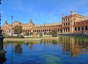 Испания известная и не очень… Cевилья