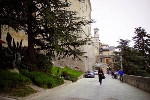 Знакомство с Италией и Сан-Марино