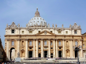 Знакомство с Италией (Ватикан)