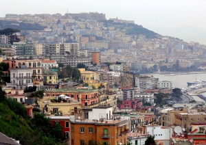 Знакомство с Италией (Неаполь)
