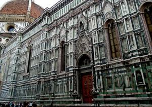 Знакомство с Италией (Флоренция, часть I )