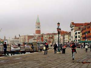 Знакомство с Италией (Венеция, часть 1)