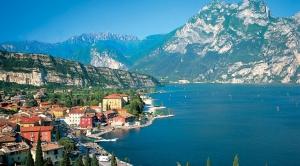 Италия озерная