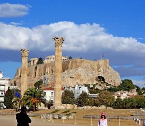 Греция. Знакомство с Афинами