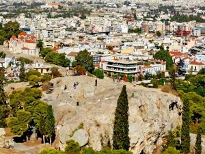 Греция (Афинский Акрополь)
