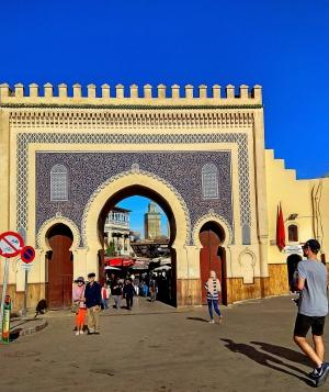 Нечаянное Марокко