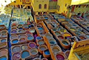 Марокканский дневник: Фес. Впечатления