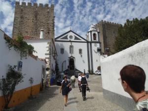 Путешествие в Португалию. Назаре и Обидуш