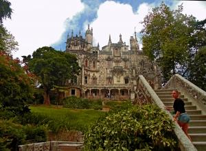 Путешествие в Португалию. Сказочные дворцы Синтры